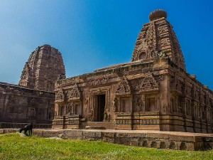 The Ancient Navabrahma Temples Alampur