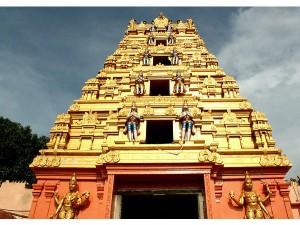 Sri Anjaneya Swamy Temple Kondagattu