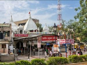 Shri Bala Hanuman Temple Connaught Place Delhi