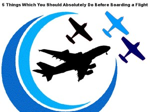 Things Absolutely Do Before Boarding A Flight This Diwali