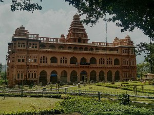Chandragiri Fort Near Tirupati Andhra Pradesh