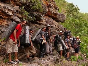 Nagalapuram Waterfalls Trekking Temple Andhra Pradesh