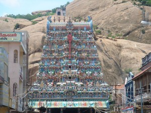Tirupparankundram Murugan Temple Near Madurai