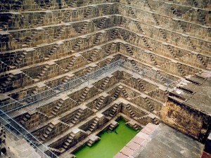 Chand Baori World S Largest Step Well