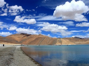 Pangong Lake Beautiful Lake Ladakh