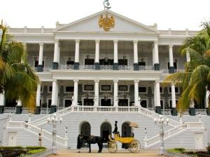 The Enchanting Taj Falaknuma Palace Hyderabad