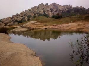 Anthargange Adventure Near Bangalore