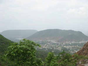 Places Visit Between Vizag Simhachalam