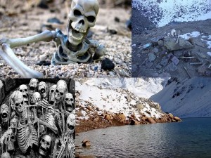 Mystery Skeleton Lake Valley The Himalayas