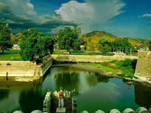 Vellore Fort Tamilnadu