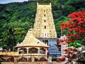 Varaha Lakshmi Narasimha Temple Simhachalam