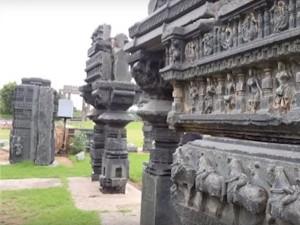 Ancient Temples Killa Warangal
