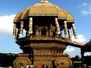 Popular Monument Chennai Valluvar Kottam