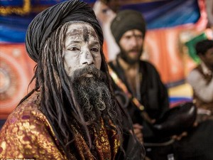Holi With Ashes In Varanasi