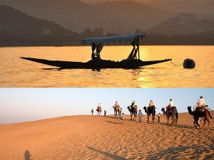 The Story About Lake City Udaipur Which Is Desert State
