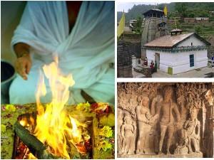 Triyuginarayan Temple Where Shiva Married Parvati Telugau
