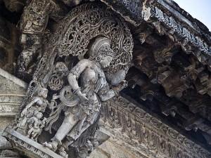 Halebidu Belur Hoysaleswara Temple Telugu