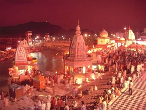 Indian Ancient City Haridwar Is One The Seven Holiest Places