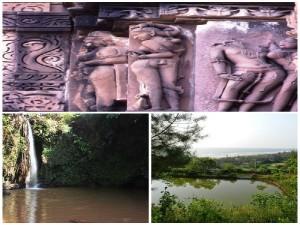 Apsarkonda Where Apsarasa Will Take Bath On Earth