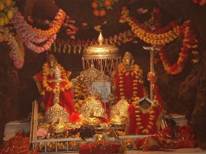 Vaishno Devi Mandir Is Popular Hindu Temple Dedicated The Hi