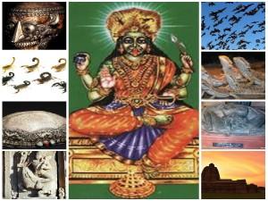 th Shakti Peetha Temple Alampur Jogulamba Telangana