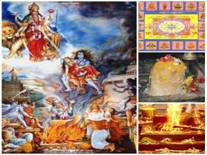 Pithapuram Is One The 18 Shakti Peetha