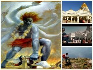 Ambaji Mandir Gujarat Is One 51 Shakti Peetha