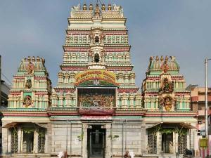 Did You See Dharmaraya Swamy Temple Bangalore