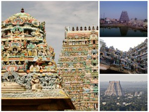 Top 10 Tallest Hindu Temple Gopurams India