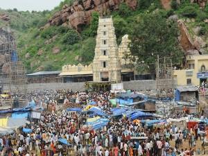 Gandi Anjaneya Swamy Temple History Timing