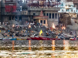 List Amazing Varanasi Ghats Visit