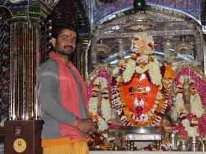 Trinetra Ganesh Temple Ranthambore Rajasthan History Timi