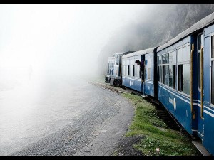 Best 5 Mountain Railways India