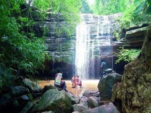 Bheemuni Paadam Waterfalls Warangal Bheemuni Paadam History