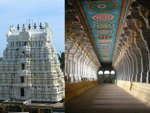 Pancha Bhootam Temples Lord Shiva South India