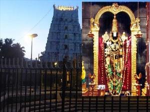 Srinivas Mangapuram Temple At Tirupati History Srinivas Ma