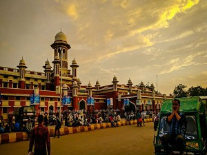 Ten Most Crowded Railway Stations India