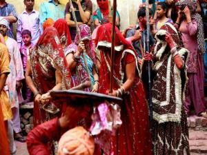 Barsana Holi Uttar Pradesh 2019 Attractions How Reach