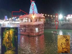 Sivaganga Raja Rajeshwari Devi Temple Maheshwaram History