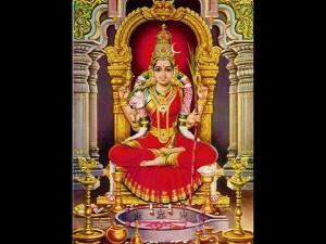 Kasi Vishalakshi Devi Temple Varnasi Hitory Timings And Ho
