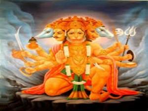 Panchamukha Anjaneya Swamy Temple Mantralayam History How Reach