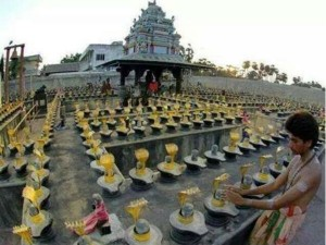 Shiva Lingas Temple In Prakasam History Timings How Reach