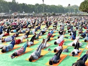 Top 10 Yoga Destinations In India