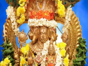 Panchamukha Ugra Narasimha Swamy Temple In Karimnagar His