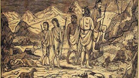 పాండవులు స్వర్గానికి తరలిన మార్గం ఏదో తెలుసా?