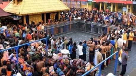 మహిళల యొక్క ప్రత్యేకమైన శబరిమలై దేవాలయమిది....