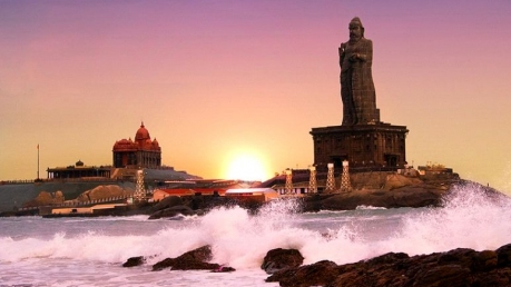 చెన్నై నుంచి కన్యాకుమారికి షి'కారు'