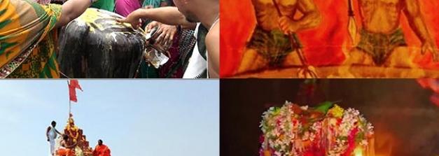 ఏడు నదులు కలిసే చోటు ఆలయం ...సందర్శిస్తే నరక లోకం తప్పుతుంది...అయితే ఏడాదిలో నాలుగు నెలలే అవకాశం