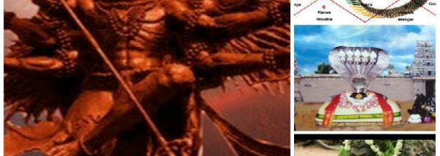 3000వేల నాటి చెట్టు, పులి పంజా కాలుతో వినాయకుడు ఇక్కడే