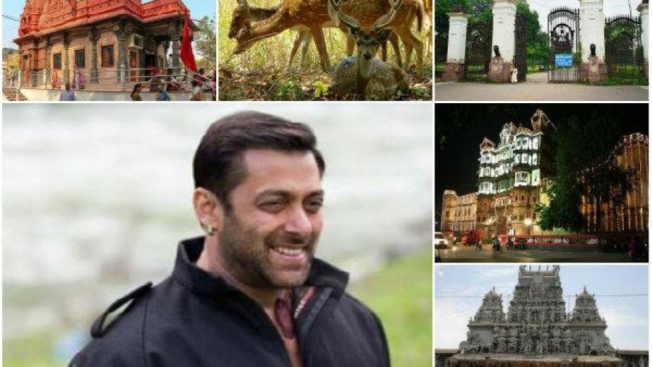 మధ్యప్రదేశ్ టూరిజం అంబాసిడర్ గా సల్మాన్ ఖాన్